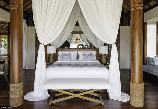 Resort bằng tre, giá 147 triệu/đêm nơi gia đình Beckham nghỉ dưỡng - Ảnh 8.