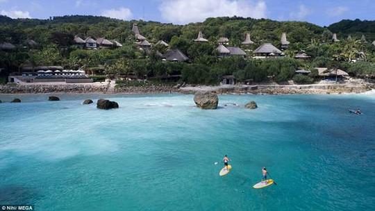 Resort bằng tre, giá 147 triệu/đêm nơi gia đình Beckham nghỉ dưỡng - Ảnh 9.