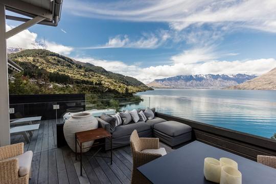 10 khu nghỉ dưỡng ven hồ tuyệt vời - Ảnh 10.