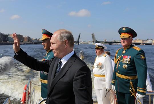 Nga sắp tổ chức tập trận lớn nhất trong gần 40 năm - Ảnh 1.