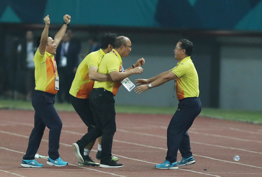 Những bí mật về Olympic Việt Nam quanh chiến thắng trước Syria