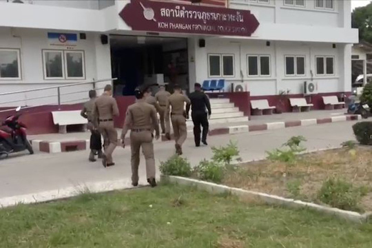 """Thái Lan điều tra cáo buộc du khách Anh bị cưỡng hiếp trên """"đảo tử thần"""" - Ảnh 1."""