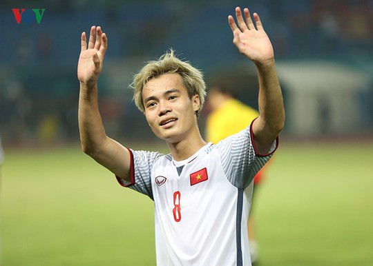 Dàn sao Olympic Việt Nam nói gì sau trận thắng Syria - Ảnh 1.