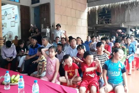 Bố thủ môn Bùi Tiến Dũng: Olympic Việt Nam đã chiến thắng trong lòng người hâm mộ - Ảnh 5.