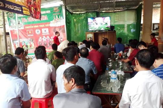 Bố thủ môn Bùi Tiến Dũng: Olympic Việt Nam đã chiến thắng trong lòng người hâm mộ - Ảnh 3.