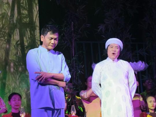 Từ chối làm giám khảo, Minh Vương hóa thân cụ Nguyễn Sinh Sắc - Ảnh 2.