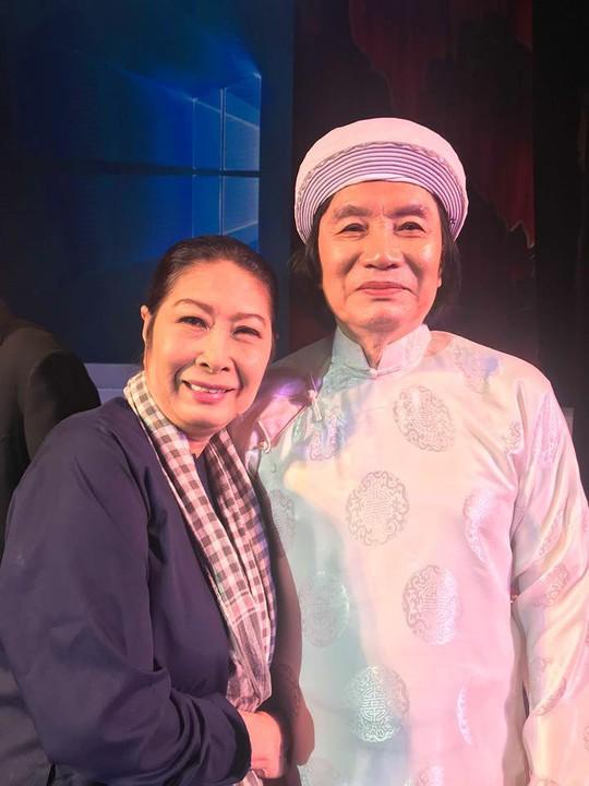 Từ chối làm giám khảo, Minh Vương hóa thân cụ Nguyễn Sinh Sắc - Ảnh 4.