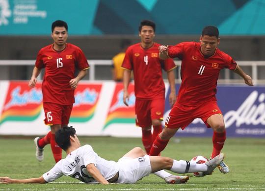 Lịch THTT Thể thao cuối tuần: Olympic Việt Nam tranh HCĐ ASIAD 18 - Ảnh 1.