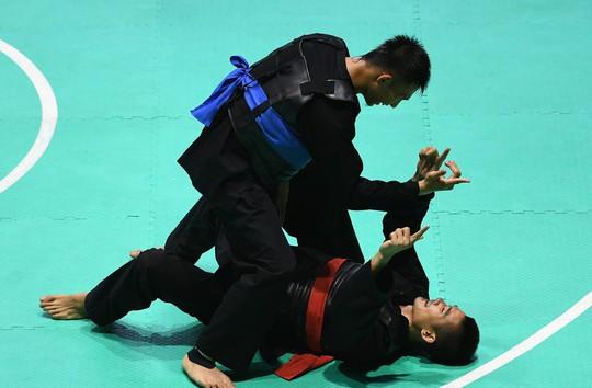 Trực tiếp ASIAD ngày 29-8: Pencak Silat giành bạc đồng đội nữ - Ảnh 3.