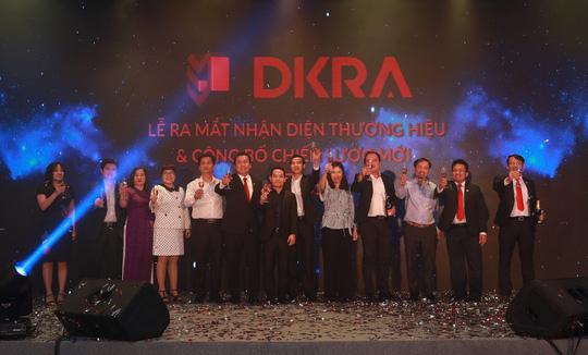 DKRA Việt Nam ra mắt thương hiệu và công bố chiến lược mới - Ảnh 1.