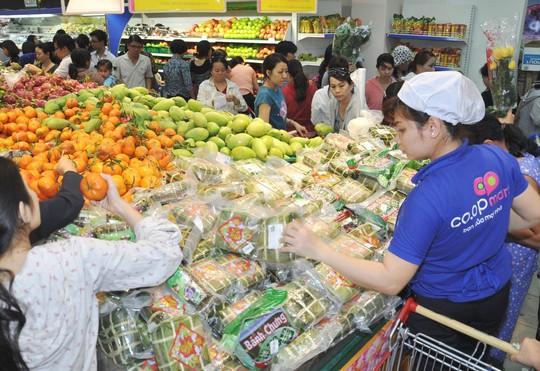 Saigon Co.op nộp thuế cao nhất trong các nhà bán lẻ hàng tiêu dùng nhanh - Ảnh 1.