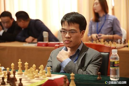 Lê Quang Liêm giành ngôi á quân Giải Siêu đại kiện tướng Đam Châu - Ảnh 4.