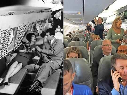 Dịch vụ hàng không xưa và nay khác nhau như thế nào? - Ảnh 1.
