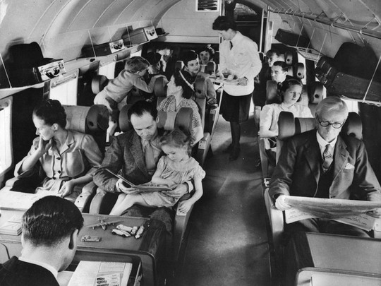 Dịch vụ hàng không xưa và nay khác nhau như thế nào? - Ảnh 15.