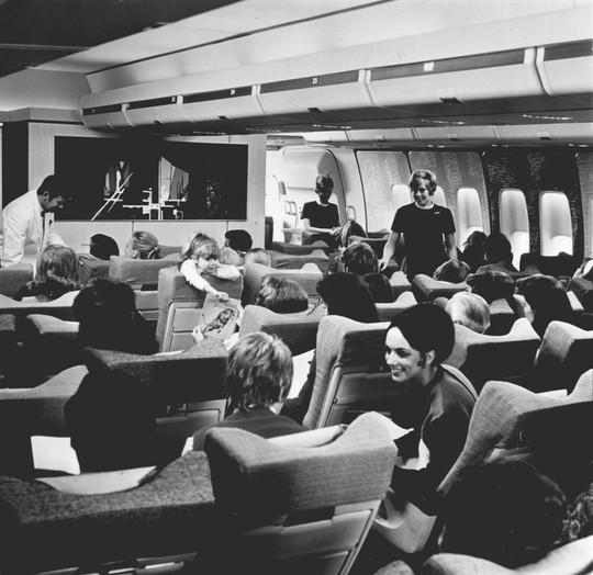 Dịch vụ hàng không xưa và nay khác nhau như thế nào? - Ảnh 16.