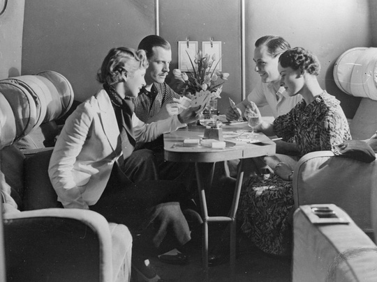 Dịch vụ hàng không xưa và nay khác nhau như thế nào? - Ảnh 22.