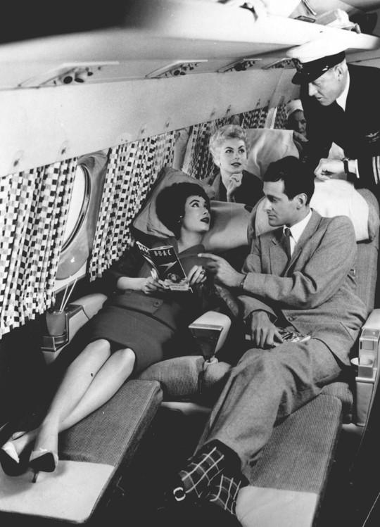 Dịch vụ hàng không xưa và nay khác nhau như thế nào? - Ảnh 26.