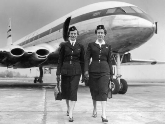 Dịch vụ hàng không xưa và nay khác nhau như thế nào? - Ảnh 32.
