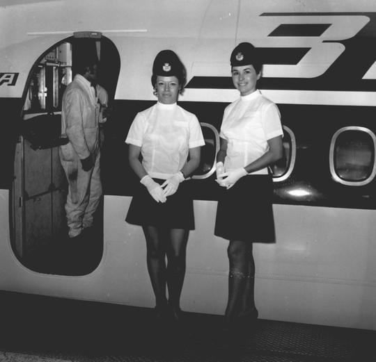 Dịch vụ hàng không xưa và nay khác nhau như thế nào? - Ảnh 34.