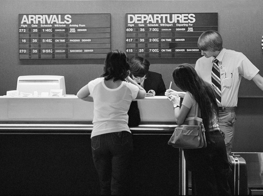 Dịch vụ hàng không xưa và nay khác nhau như thế nào? - Ảnh 5.