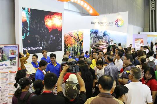 BenThanh Tourist giảm giá 50% tại Hội chợ ITE HCMC 2018 - Ảnh 1.