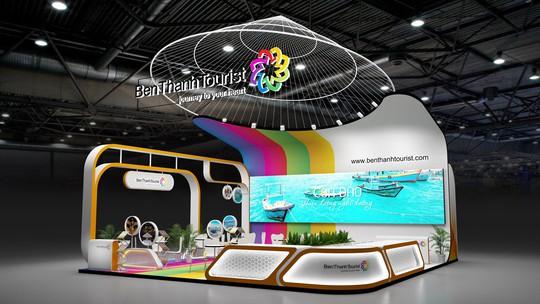 BenThanh Tourist giảm giá 50% tại Hội chợ ITE HCMC 2018 - Ảnh 4.