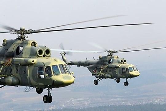 Rơi trực thăng quân sự, 18 người thiệt mạng - Ảnh 1.