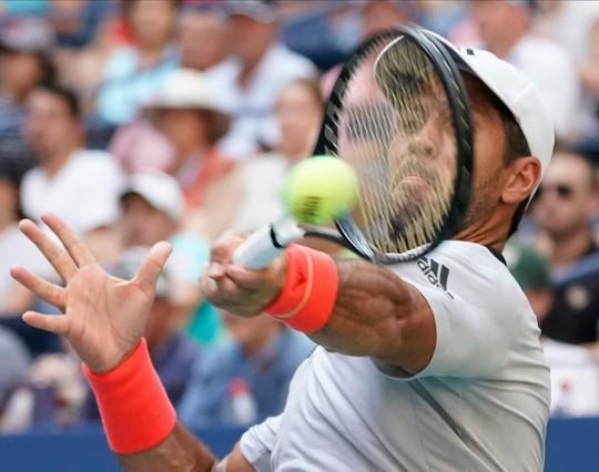 Andy Murray thua trận, tố đối thủ phạm quy - Ảnh 4.