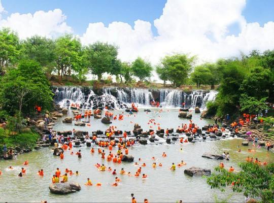 5 khu du lịch sinh thái gần Sài Gòn vui chơi dịp lễ 2.9 - Ảnh 6.