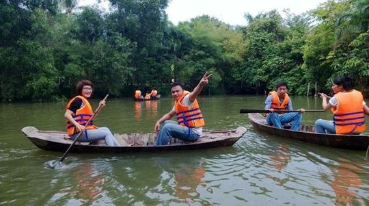 5 khu du lịch sinh thái gần Sài Gòn vui chơi dịp lễ 2.9 - Ảnh 1.