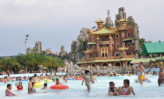 5 khu du lịch sinh thái gần Sài Gòn vui chơi dịp lễ 2.9 - Ảnh 7.
