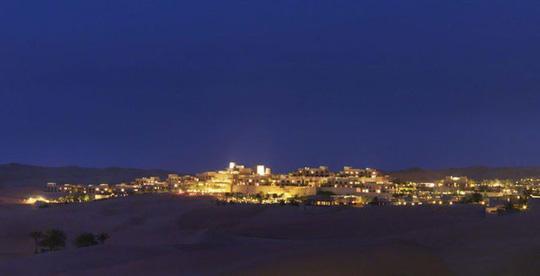 Loạt công trình chứng tỏ sự giàu có của UAE - Ảnh 4.