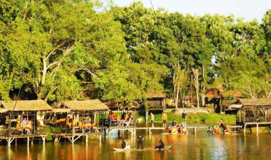 5 khu du lịch sinh thái gần Sài Gòn vui chơi dịp lễ 2.9 - Ảnh 2.