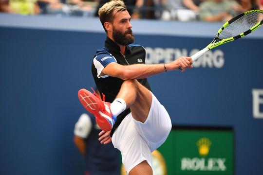 Clip: Djokovic, Federer tiếp bước Nadal vào vòng 3 US Open 2018 - Ảnh 4.