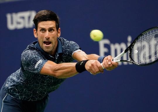 Clip: Djokovic, Federer tiếp bước Nadal vào vòng 3 US Open 2018 - Ảnh 7.