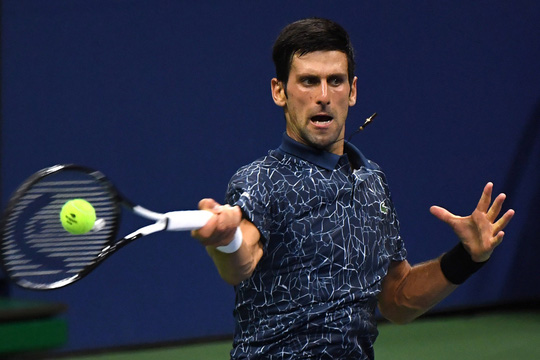 Clip: Djokovic, Federer tiếp bước Nadal vào vòng 3 US Open 2018 - Ảnh 6.