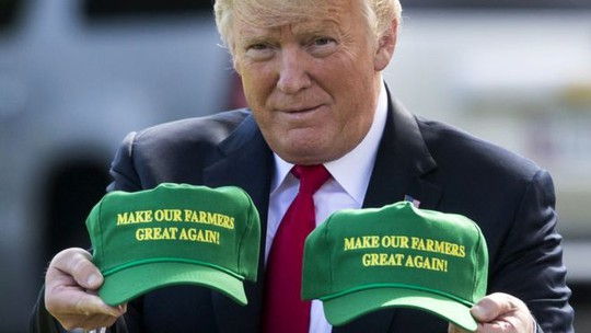 Ông Trump dọa rút Mỹ khỏi WTO - Ảnh 1.