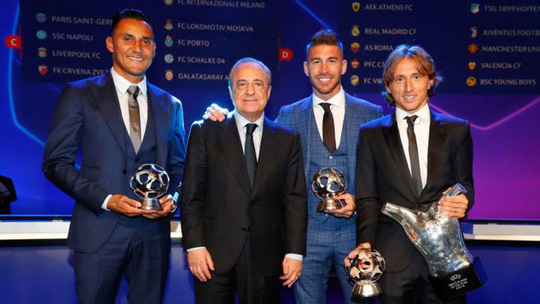 """Chủ tịch Perez: """"Inter muốn có Modric mà không trả tiền"""" - Ảnh 1."""