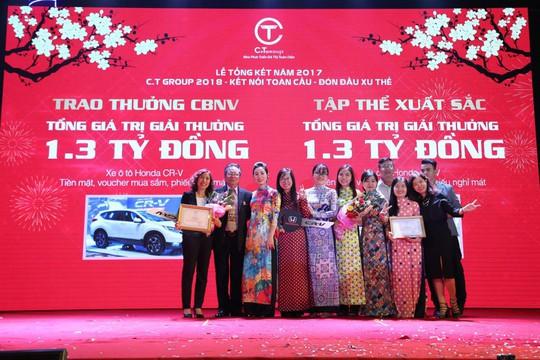 C.T Group hoàn thiện chính sách lương thưởng 2018-2023, thu hút nhân sự cấp cao - Ảnh 2.
