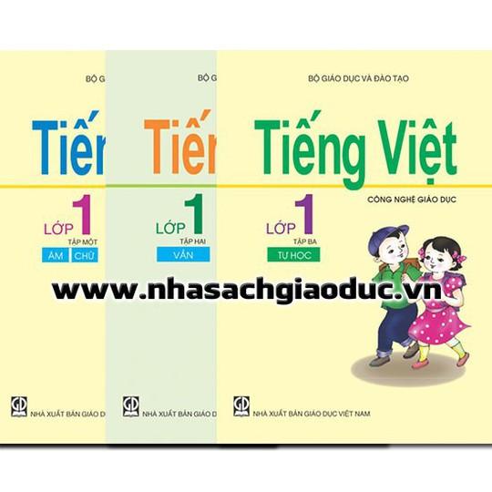 Sách Tiếng Việt- Công nghệ giáo dục lớp 1: Hà cớ gì cứ thích cải cách? - Ảnh 1.