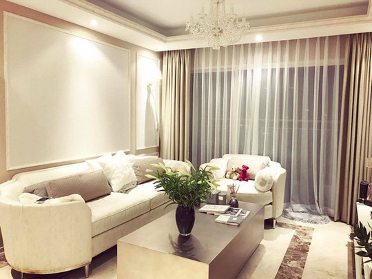 Ngắm không gian sống của 3 hoa hậu nổi tiếng nhất showbiz Việt - Ảnh 4.