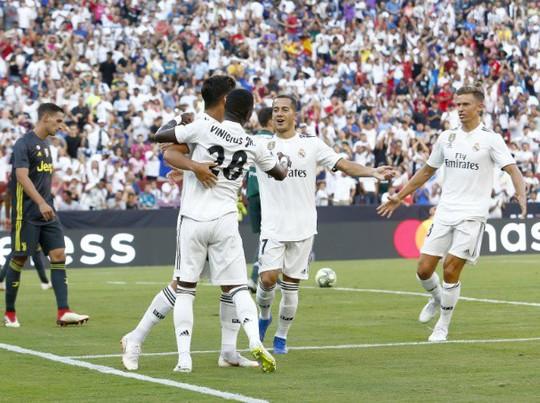 Sao trẻ lập công, Real Madrid hạ Juventus của Ronaldo - Ảnh 5.
