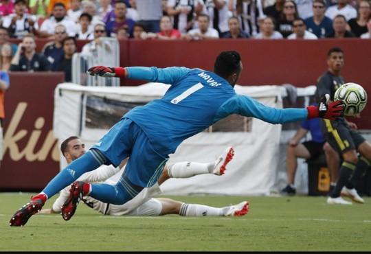 Sao trẻ lập công, Real Madrid hạ Juventus của Ronaldo - Ảnh 3.