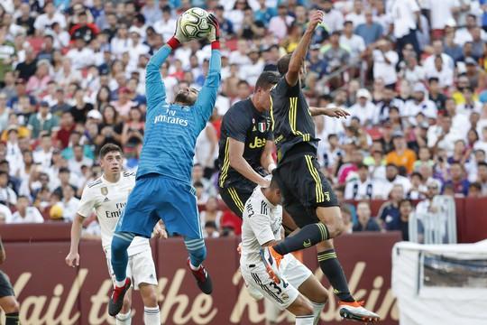Sao trẻ lập công, Real Madrid hạ Juventus của Ronaldo - Ảnh 2.