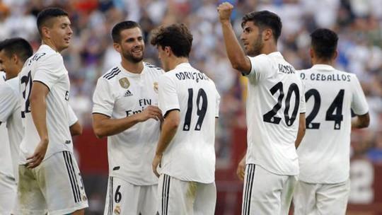 Sao trẻ lập công, Real Madrid hạ Juventus của Ronaldo - Ảnh 7.