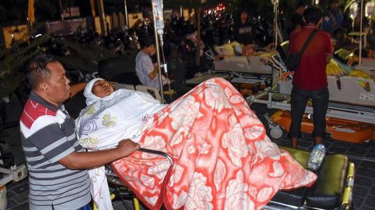 Động đất Indonesia: Gần 100 người thiệt mạng - Ảnh 3.
