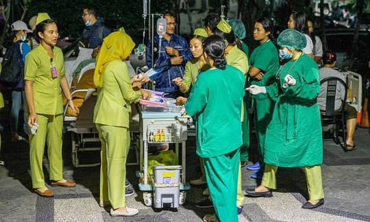 Động đất Indonesia: Gần 100 người thiệt mạng - Ảnh 9.