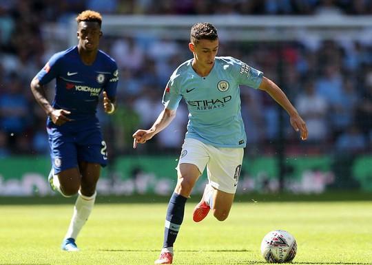 Aguero lập đại công, Man City đoạt Siêu cúp nước Anh - Ảnh 1.