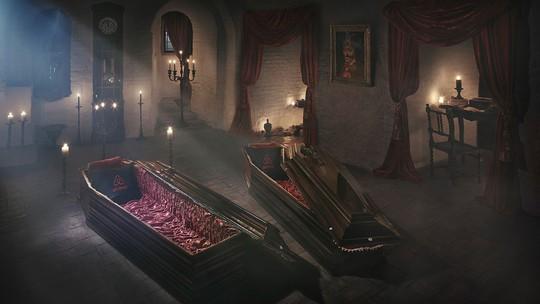 Bên trong lâu đài có thật của Bá tước Dracula - Ảnh 8.