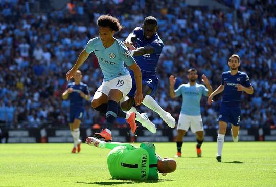 Aguero lập đại công, Man City đoạt Siêu cúp nước Anh - Ảnh 4.